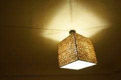 Light box interior in Chiangmai Stock Photography