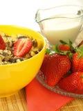 Light breakfast Royalty Free Stock Photo