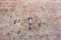 Light and Brick Stock Photography