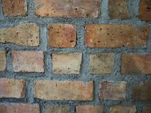 Light brick wall background Royalty Free Stock Photo