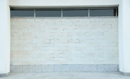 Light brick wall outdoor Stock Photos