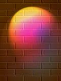 Light bricks Royalty Free Stock Photos