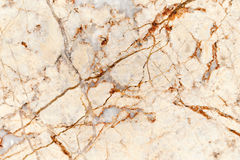 Light brow marble patterned texture background, Detailed genuine marble from nature. Stock Image