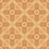 Light-brown abstract seamless repeat pattern. Tile Stock Photo