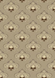 Light brown background with oriental ornaments.Bac Royalty Free Stock Image