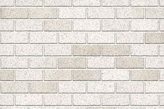 Light brown brick wall abstract background. Texture of bricks. Vector illustration. Template design for web banners royalty free illustration