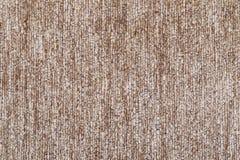 Brown corduroy fabric  texture Stock Photos