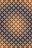 Light brown and dark brown mustard flower star template phone wallpaper. This background is uses for phone wallpaper screen cover banners and book laptop vector illustration