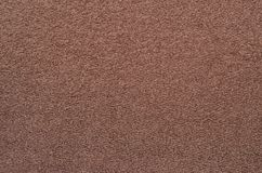 Light brown fabric texture background Stock Images