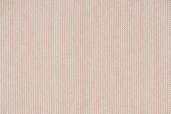 Light brown fabric texture for retro and handmade background Royalty Free Stock Photography