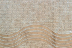 Light brown Fabric textures wallpaper background Stock Images