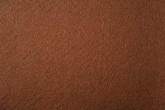 Light brown felt texture Stock Photography
