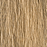 Light-brown goffered paper texture Royalty Free Stock Photography