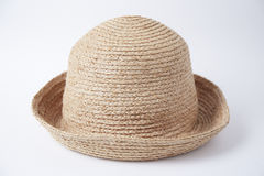 Light brown hat Royalty Free Stock Photos