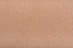 Light brown hazel embossed leather texture background Royalty Free Stock Images
