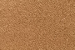 Light Brown Leather Texture Royalty Free Stock Photography
