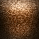 Light Brown Leatherette Royalty Free Stock Image