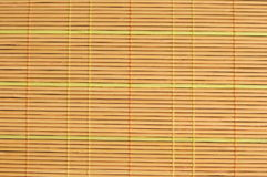 Light brown mat Royalty Free Stock Photography