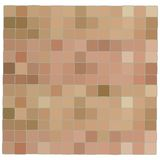 Light brown mosaic background Stock Image