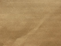 Light brown paper surface background Stock Images
