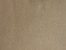 Light brown paper surface background Royalty Free Stock Photo