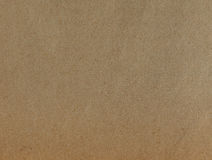 Light brown paper surface background Royalty Free Stock Photography