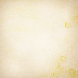 Light brown paper texture Stock Photography