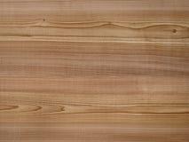 Light brown pine wood board Stock Photo
