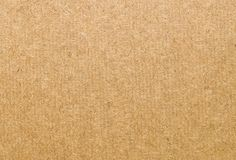Light Brown Plywood Background Texture Stried in Horizontal Stock Photography