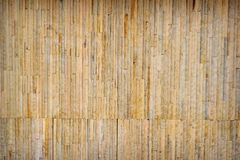 Light brown striped wooden texture Stock Photography