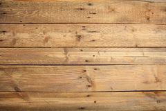 Light brown wood texture background Royalty Free Stock Photos
