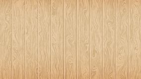 Light brown wooden board. Woody oak texture. The form of parquet, laminate flooring, furniture. vector illustration
