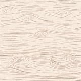 Light brown wooden cutting, chopping board, table or floor surface. Wood texture. Vector illustration.  vector illustration