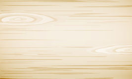 Light brown wooden plank, cutting board, floor or Stock Images