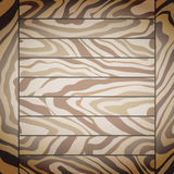 Light brown wooden planks background. Stock Photos