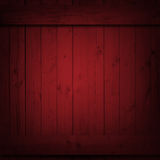 Light brown wooden wall, fence texture with horizontal and vertical planks Royalty Free Stock Photo