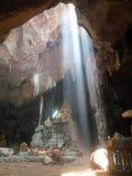 Light of Buddha Stock Images