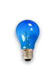 Light bulb. Isolated on a white background Royalty Free Stock Photo