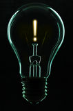 Light bulb Royalty Free Stock Photos
