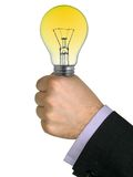 Light-bulb Royalty Free Stock Photography
