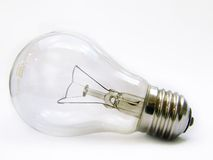 Light bulb. Light Stock Photography