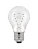 Light Bulb Stock Image
