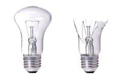 Light bulb Stock Image