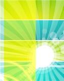 Light bulb background stock illustration