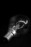 Light bulb blowing out Stock Photos