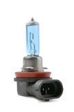 Light bulb for car stock photos