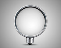 Light bulb concept Royalty Free Stock Photos