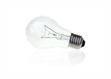 Light bulb concepts Stock Image