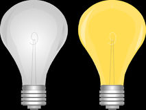 Light, Bulb, Electric Royalty Free Stock Images