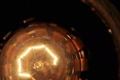 Light bulb elements Royalty Free Stock Photos